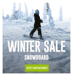 Winter sale : Snowboards