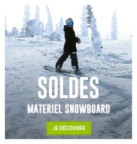 C'est les soldes ! Découvrez notre collection Snowboard en soldes !