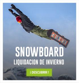 Liquidacion Snowboard : descubrir