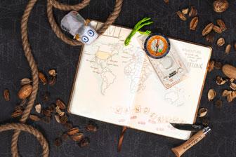 Snowleader Geschenke: Snowleader-Kompass