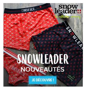 Découvrez tous nos produits Snowleader !