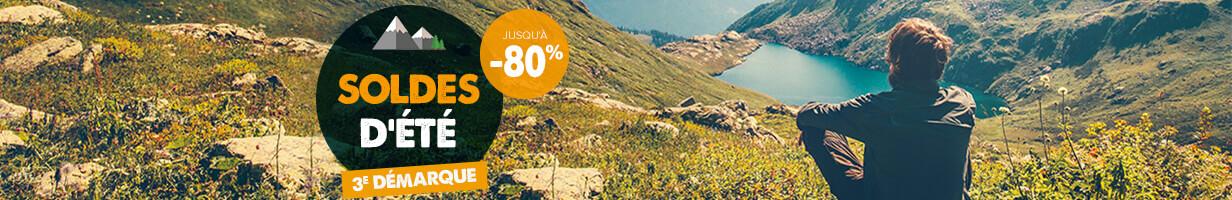 Venez profiter des soldes Snowleader, jusqu'à -80% sur une sélection de plus de 10 000 produits !