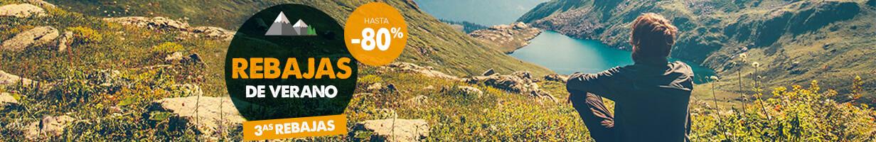 ¡Disfrutad de las rebajas Snowleader, hasta -80% en una selección de más de 10 000 productos!