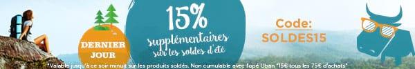 Les soldes sur Snowleader ! 15% supplémentaires!
