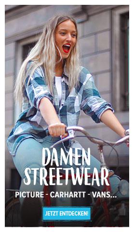 Entdecken Damen Streetwear : Picture, Carhartt, Vans...