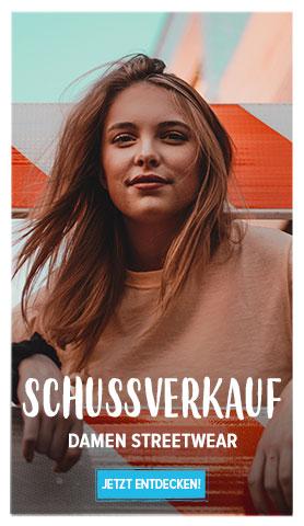 Sommer Schlussverkauf und Damen Streetwear : Bis zu 70%