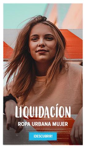 Liquidacíon de Verano en Ropa Urbana Mujer : hasta 70%