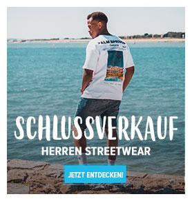 Sommer Schlussverkauf und Herren Streetwear : Bis zu 70%