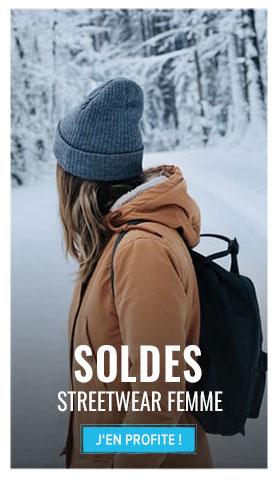 Soldes Streetwear Femme ! Jusqu'à -50% supplémentaires !