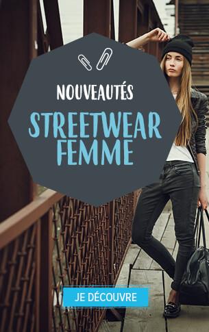 Découvre notre collection Streetwear Femme !