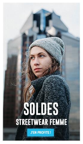 C'est les soldes ! Découvrez notre collection Streetwear femme en soldes !