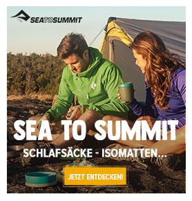 Endecken Sie unseren Sea to Summit-shop !