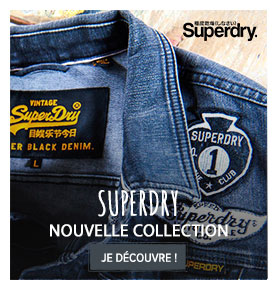 Nouvelle collection Superdry !