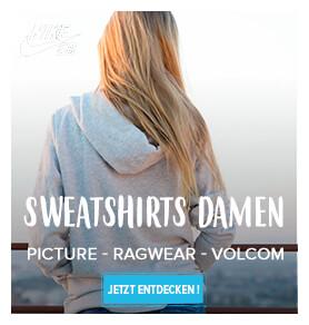 Entdecken Sie unsere Damen-Sweatshirts