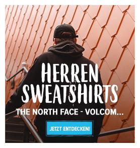 Entdecken Herren T-shirt : The North Face, Volcom...