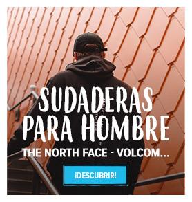 Descubrir T-shirts Hombre : The North Face, Volcom...