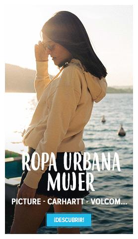 Descubrir Ropa Urbana Mujer : Picture, Carhartt, Volcom…