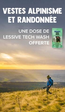Sachet Tech Wash offert
