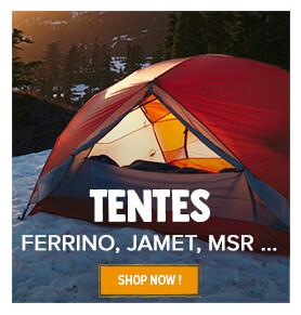 Découvrez toutes nos tentes!