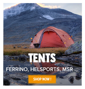 Backpacking tents, family tents, ultralight tents, expedition tents ...