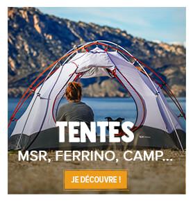 Découvrez toute notre collection de tentes !
