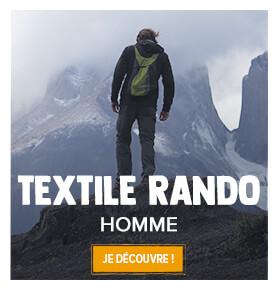 Découvrez de nombreux vêtements de randonnée homme !