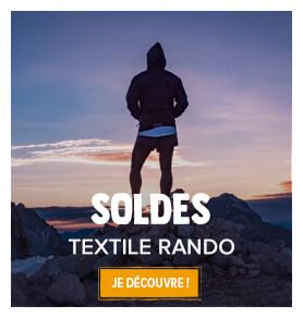 Profitez des soldes Snowleader sur le textile de randonnée !