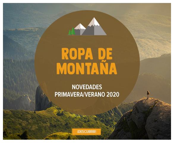 Descubre las novedades de nuestros gama Ropa Montaña Hombre