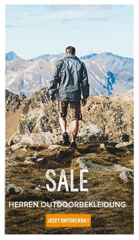 Herren Outdoorbekleidung sale