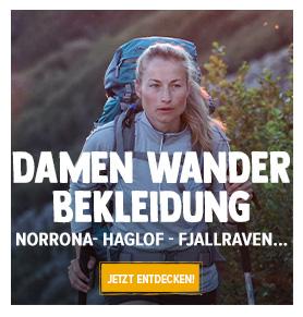 Entdecken Damen Wanderbekleidung : Norrona, Haglof, Fjallraven…