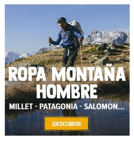 Descubrir Ropa Montaña hombre : Norrona, Haglof, Fjallraven…