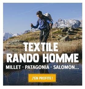 Découvrez notre rayon textile randonnée homme : Norrona, Haglof, Fjallraven…