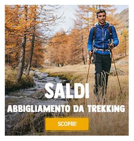 Saldi sopra Abbigliamento da trekking uomo : Fino a 50%