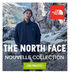Nouvelle collection The North Face!