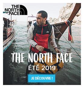 Découvrez les nouveautés de l'été The North Face !