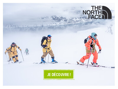 Nouvelle collection The North Face