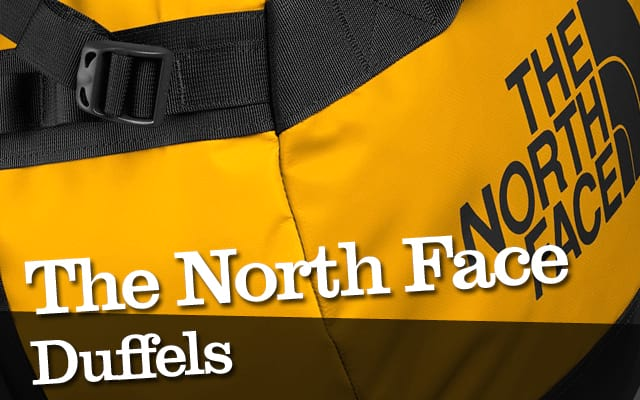 The North Face Duffel Collection