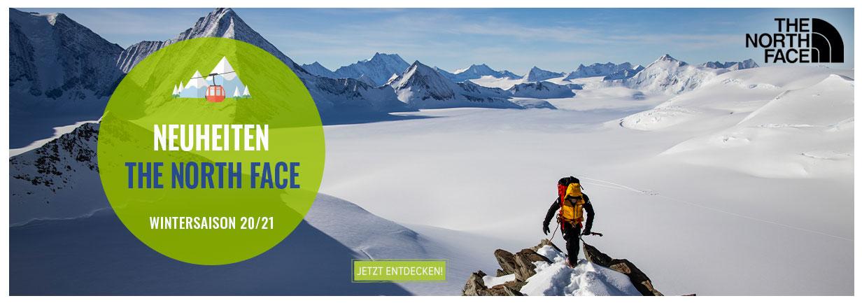The North Face Neuheinten : Wintersaison 20/21