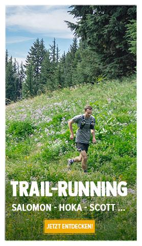 Jetzt Entdecken Trail-Running: Salomon, Hoka, La Sportiva, Scott …