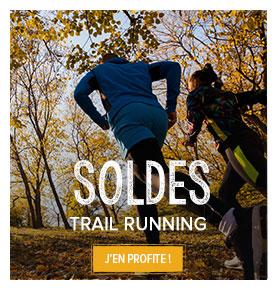 Trail Running en soldes