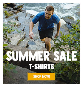 It's Summer sale! Come discover our T-shirts outdor assortment on sale