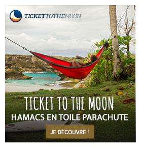 Hamacs Ticket to the moon