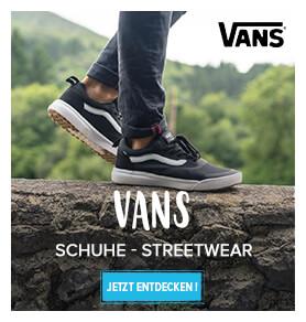 Entdecken Sie die Produkte der Marke Vans
