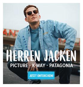 Jetz Entdecken Herren Jacken: Picture, K-way, Patagonia…