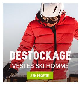 Découvrez toutes les vestes de ski en destockage !