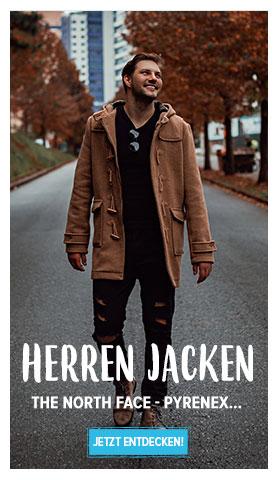 Herren Jacken : The North Face, Pyrenex...