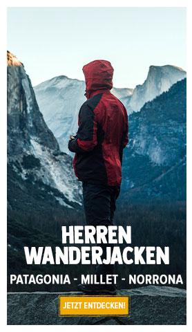 Jetzt Entdecken Herren Wanderjacken: Patagonia, Millet, Norrona...
