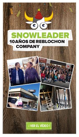 ¡Descubre el vídeo del aniversario de Snowleader!