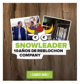 ¡10 años de Reblochon Company!