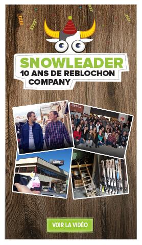 Découvrez en vidéo l'histoire de Snowleader !